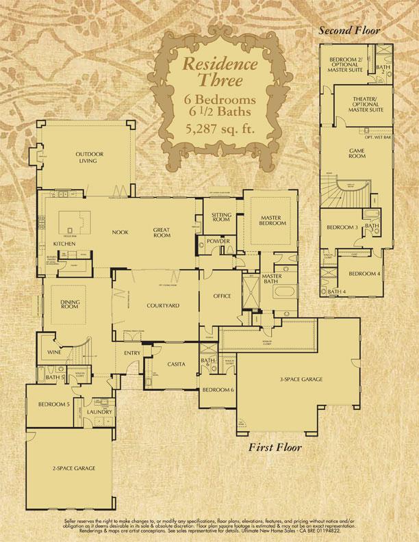 Residence-three